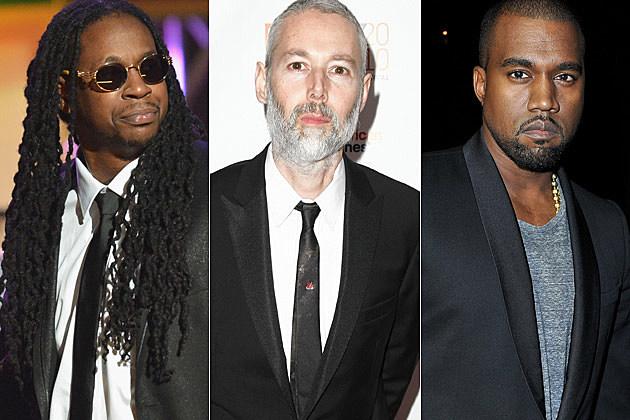 2 Chainz MCA Kanye West
