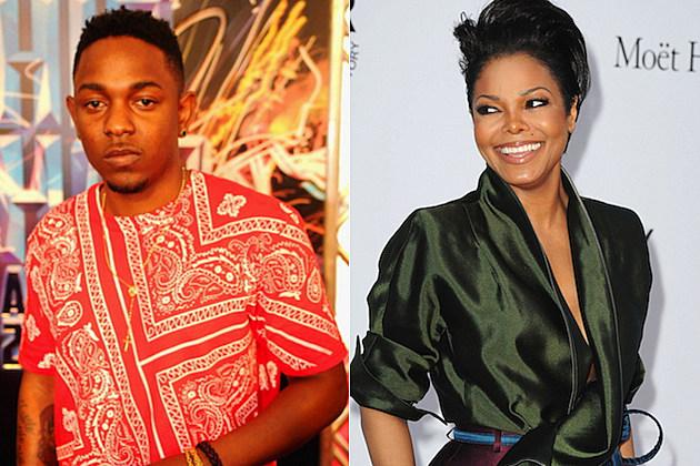Kendrick Lamar Janet Jackson
