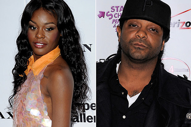 Azealia Banks Jim Jones