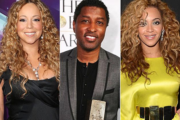 Mariah Carey Babyface Beyonce