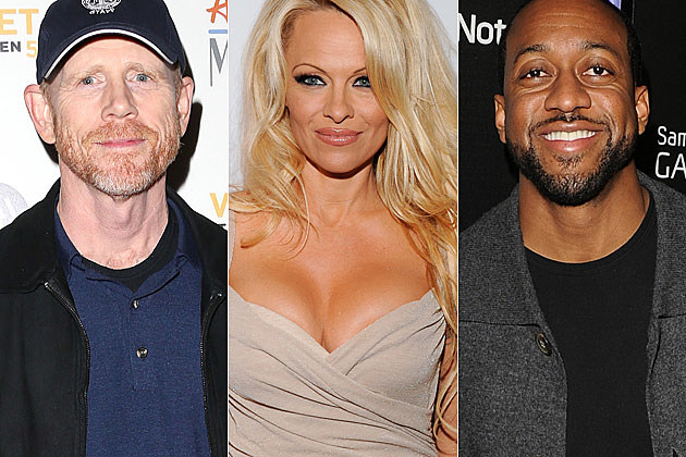 Ron Howard Pamela Anderson Jaleel White