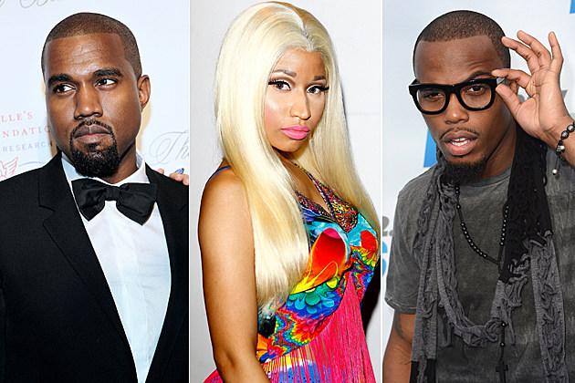 Worst Jobs Kanye Nicki Minaj BoB