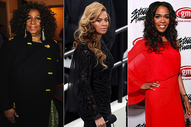 Aretha Franklin Beyonce Michelle Williams