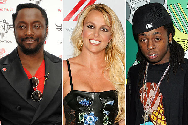 Will.i.am. britney spears lil wayne