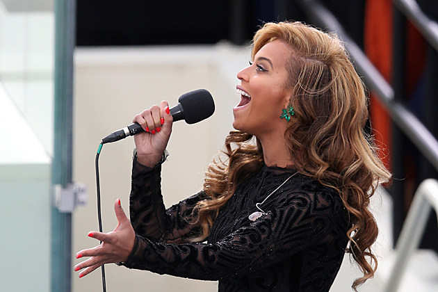 Beyonce Presidential Inauguration 2013