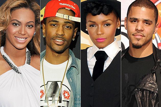 Beyonce Big Sean Janelle Monae J. Cole