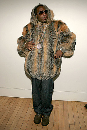 Big Boi – Rappers Wearing Ridiculous Fur Coats