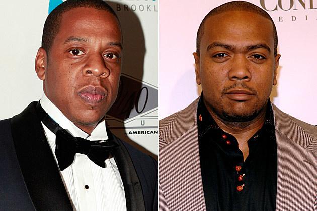 Jay-Z Timbaland