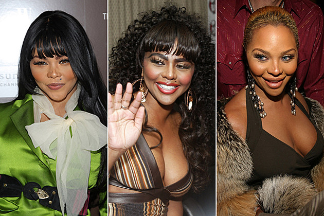 Lil' Kim Faces
