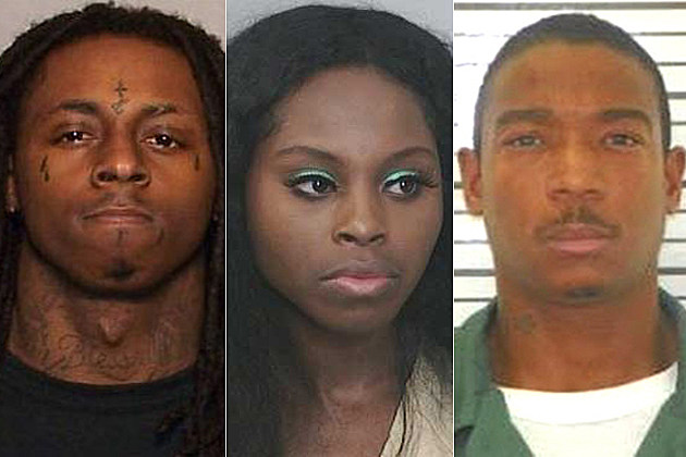 Lil Wayne, Foxy Brown, Ja Rule