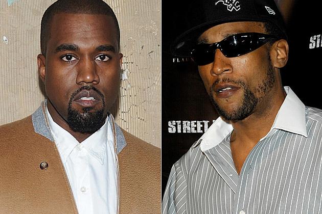 Kanye West, Lord Jamar