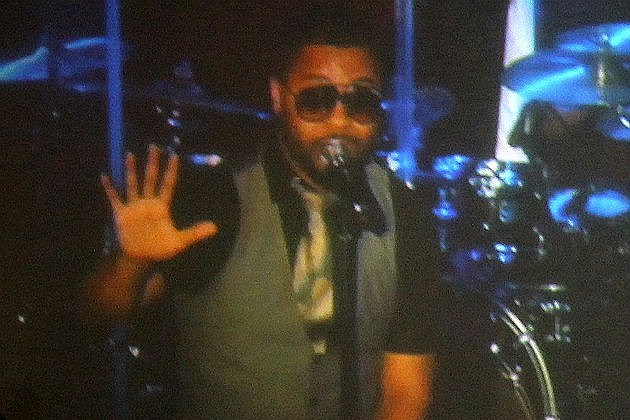 Musiq Soulchild B.B. Kings Club