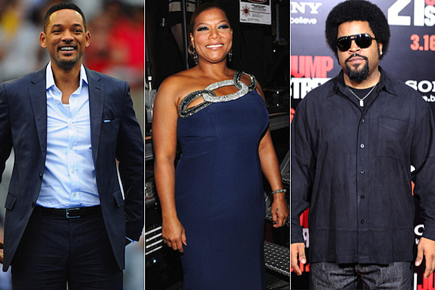 Will Smith Queen Latifah Ice Cube