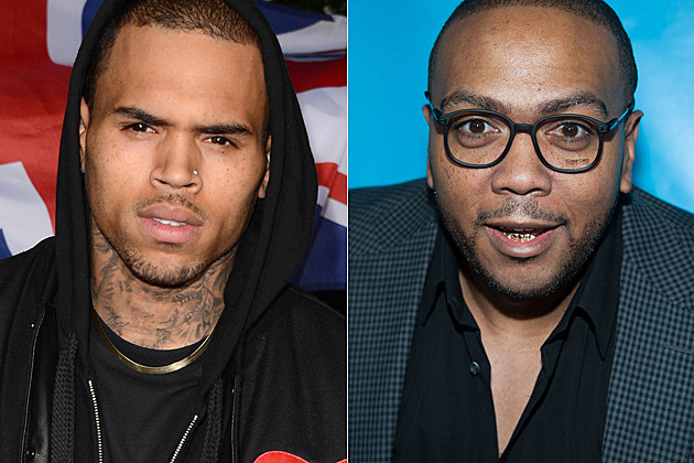 Chris Brown Timbaland