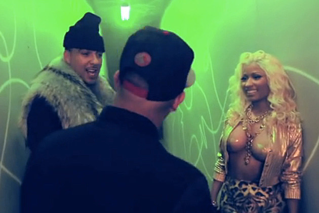French Montana Nicki Minaj