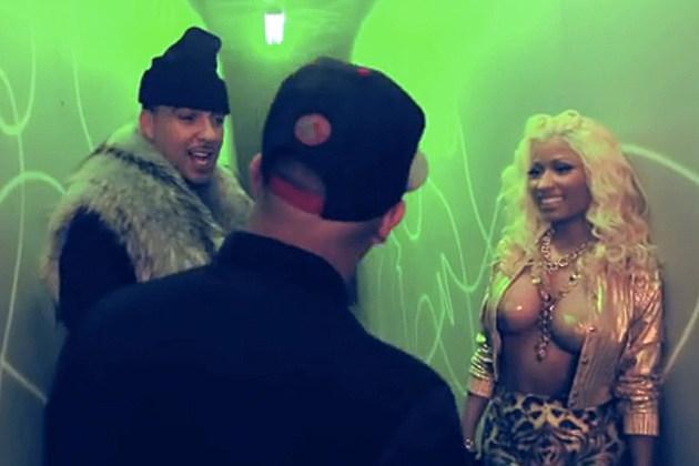 French Montana Nicki Minaj