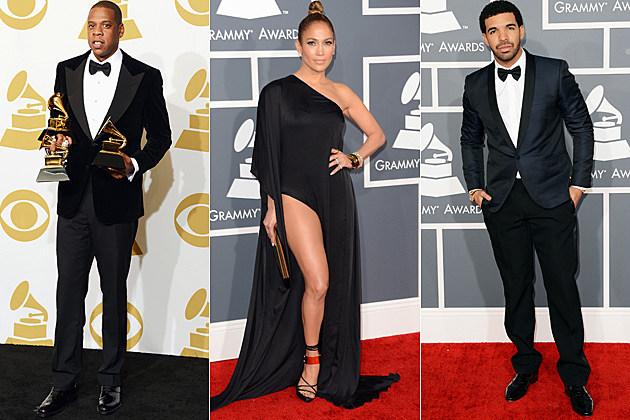 Jay-Z Jennifer Lopez Drake