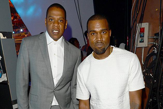 Jay-Z Kanye West