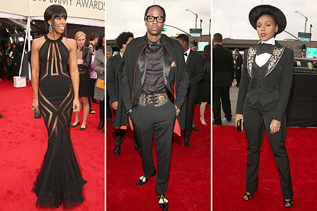 Kelly Rowland 2 Chains Janelle Monae