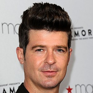 Robin Thicke teams up with longtime collaborator Pharrell Williams on ...