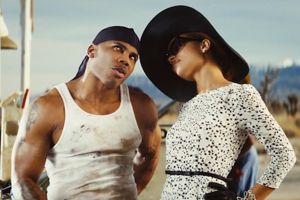 Nelly Takes the Driver's Seat in 'Hey Porsche' Video