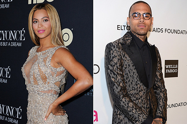 Beyonce Chris Brown