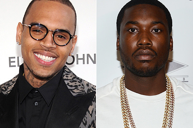 Chris Brown Meek Mill
