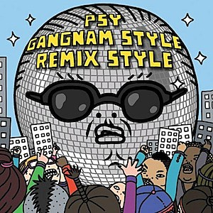 Psy Gangnam Style Remix