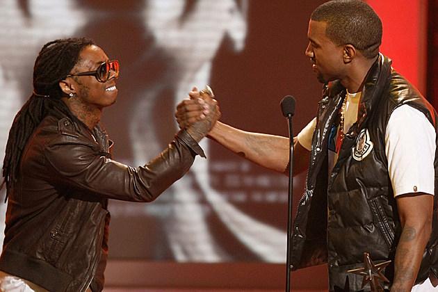 Lil Wayne Kanye West