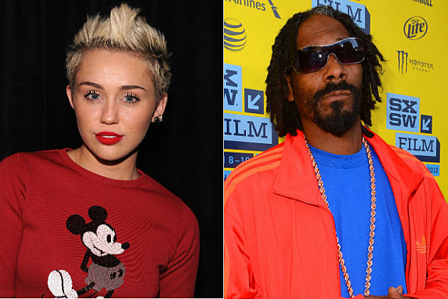 snoop lion miley cyrus