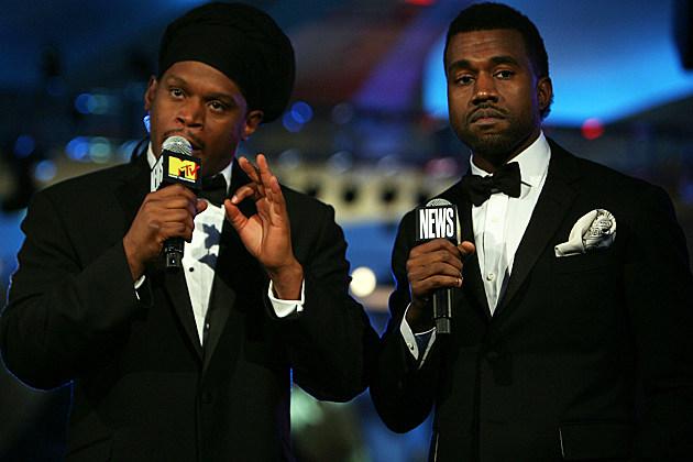 Sway Kanye West