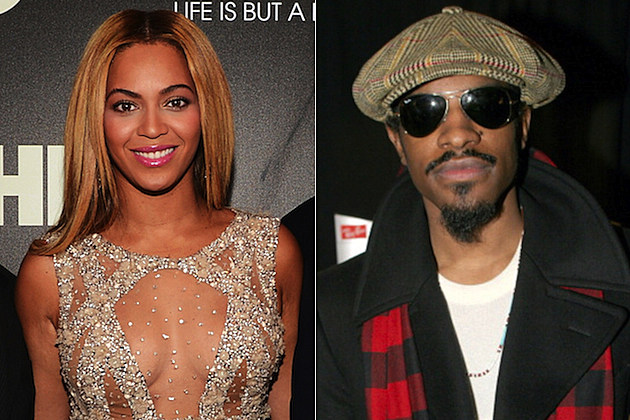 Beyonce Andre3000