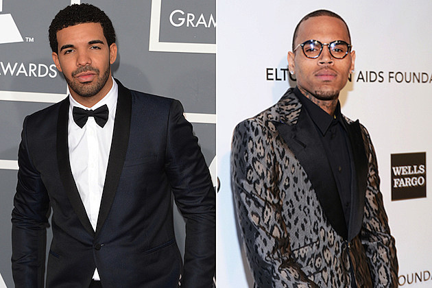 Drake Chris Brown