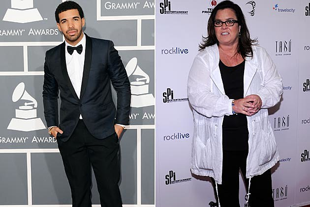 Drake Rosie O'Donnell