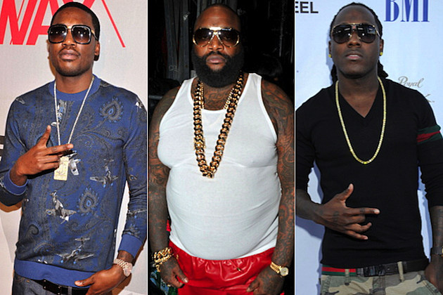 Meek Mill Rick Ross Ace Hood