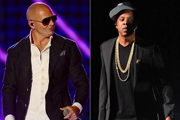 Pitbull Jay-Z