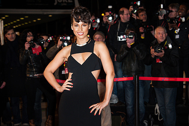 Alicia Keys Red Carpet