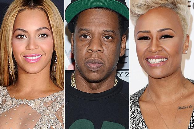 Beyonce Jay-Z Emeli Sande