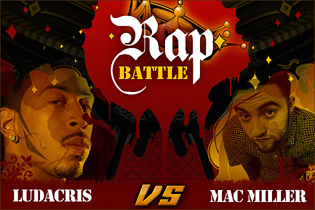 Ludacris Mac Miller Rap Battle