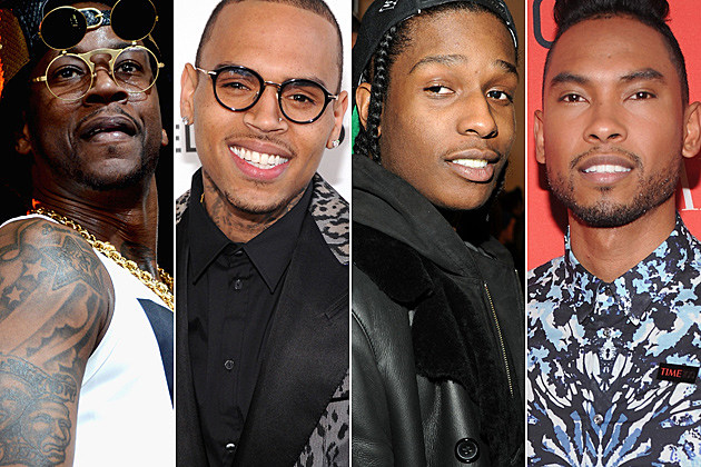 2 Chainz Chris Brown Asap Rocky Miguel