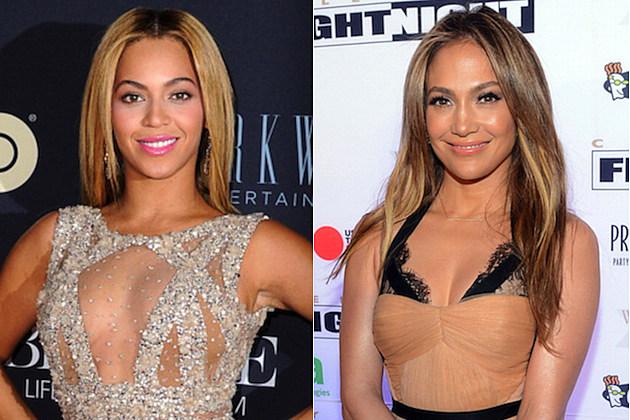 Beyonce Jennifer Lopez