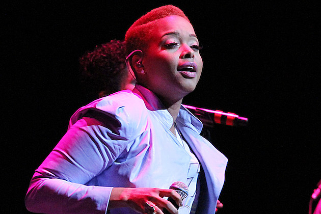 Chrisette Michelle Talks Keeping Industry Out Of The Studio & Her Addictions