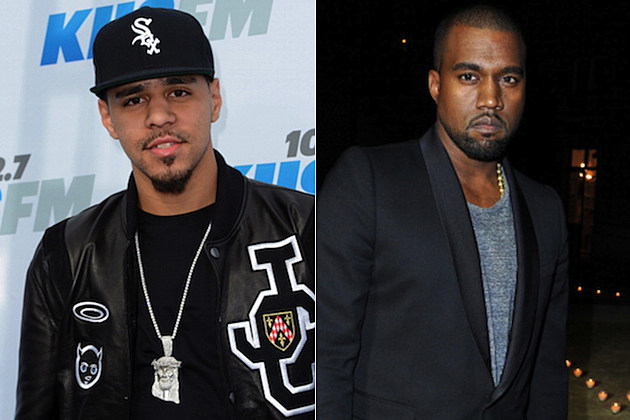 J. Cole Kanye West