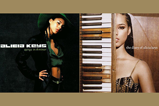 'Songs in A Minor' vs. 'The Diary of Alicia Keys': Which ... Alicia Keys No One