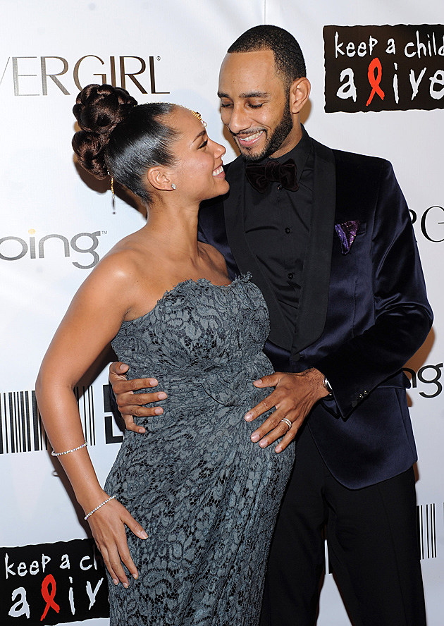 Alicia Keys Swizz Beatz Black Ball 2010