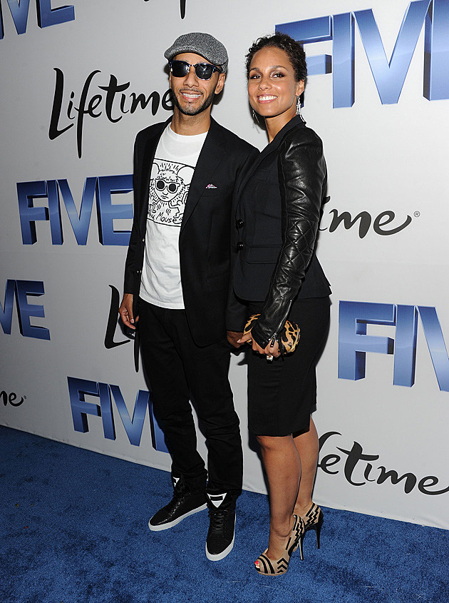 Alicia Keys Swizz Beatz Five Screening