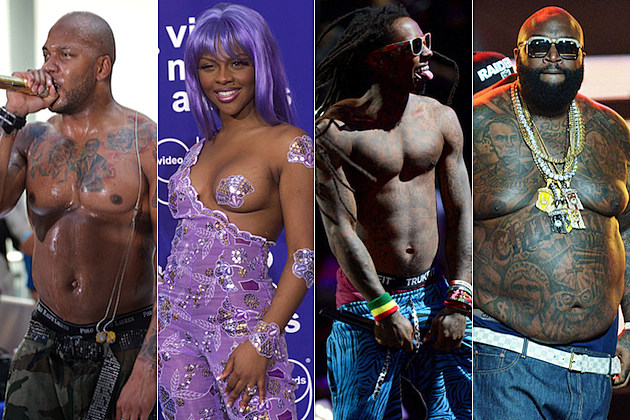 Flo Rida Lil Kim Lil Wayne Rick Ross