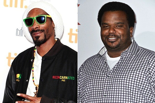 Snoop Dogg Craig Robinson