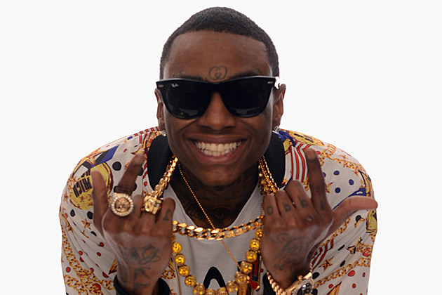 Soulja Boy's Bentley Impounded for Hit and Run