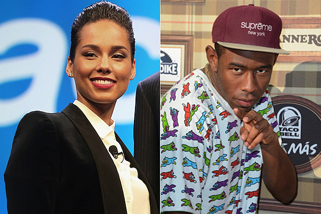 Alicia Keys Tyler the Creator